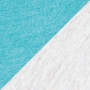 Heather White/Tahiti Blue