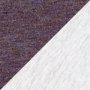 Heather White/Vintage Purple