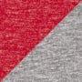 Premium Heather/Vintage Red