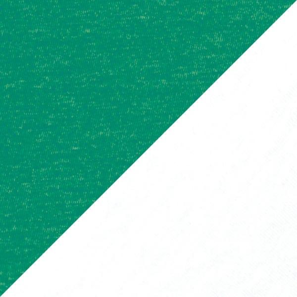 KELLY GREEN/WHITE