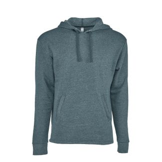 PCH PULLOVER HOODY-XS-Heather Slate Blue