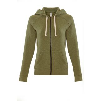 heather military green front