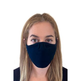 Next Level Adult Face Mask-ADULT-NAVY