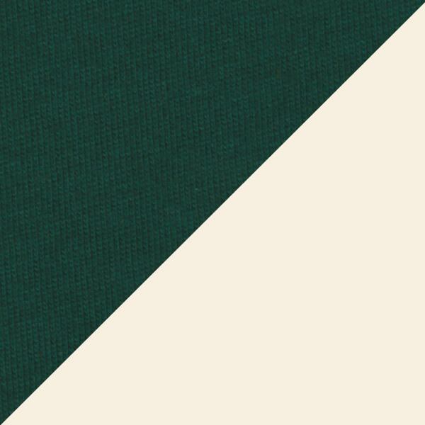 FOREST GREEN/NATURAL