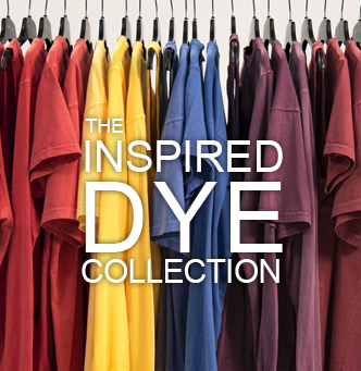 Shop the Inspired Dye Collection